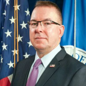 Pete Gaynor Former Administrator of the Federal Emergency Management Agency