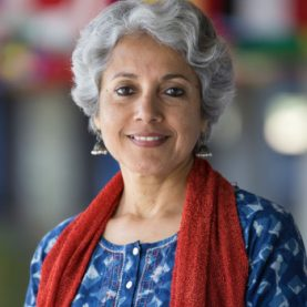 Soumya Swaminathan Chief Scientist World Health Organization